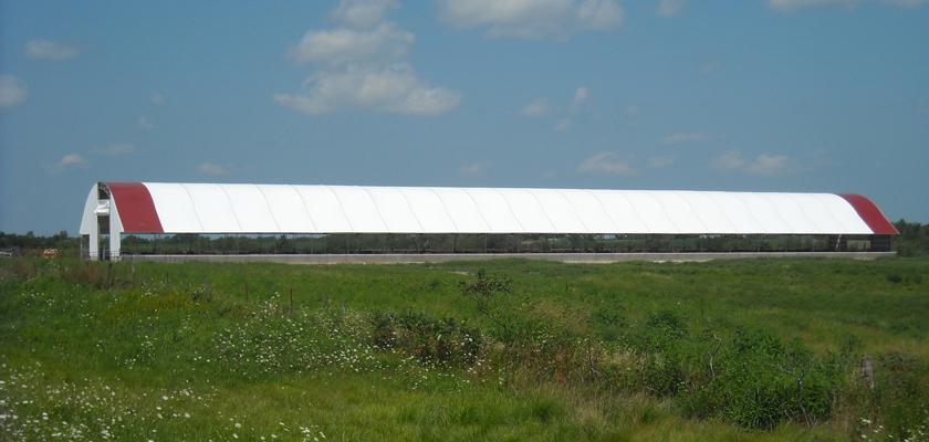 Cattle Confinement Structure