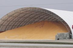 grain storage buildings