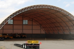 Industrial Fabric Cover Structures