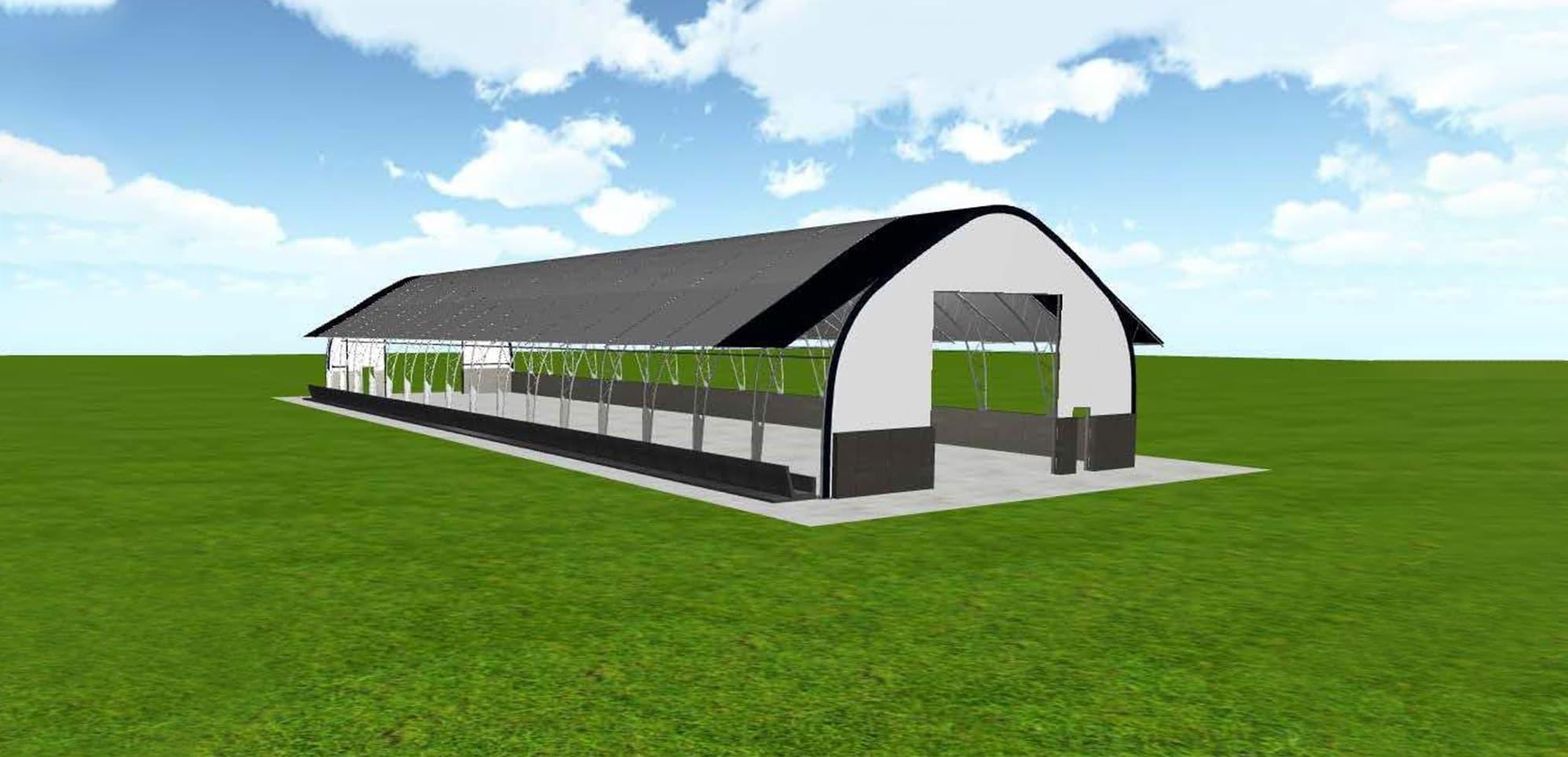 Industry Leading Fabric Buildings | Accu-Steel